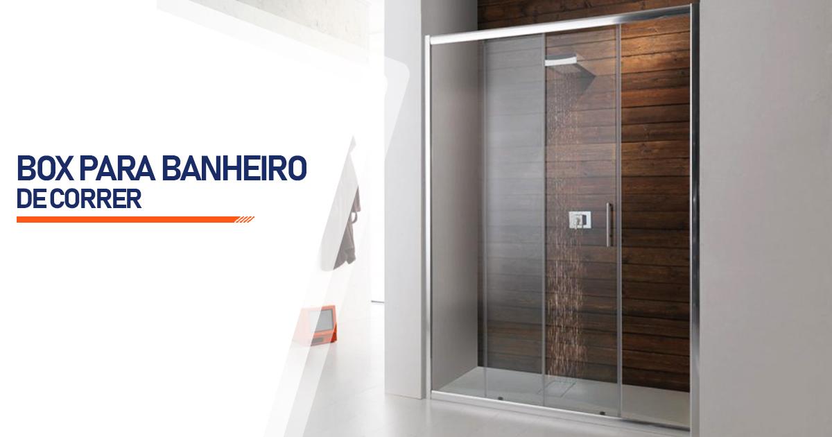 Box de Correr para Banheiro  Brasília