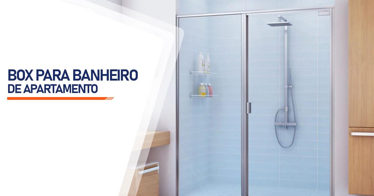 Box para Banheiro de Apartamento Brasília