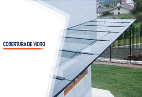 Cobertura De Vidro Brasília