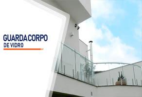 Guarda Corpo de Vidro Brasília