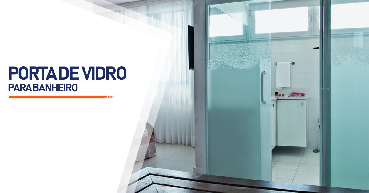 Porta De Vidro Para Banheiro Brasília