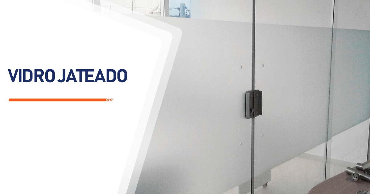 Vidro Jateado Brasília